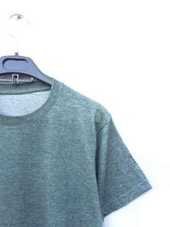 Uniqlo Misty Green