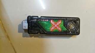 Kamen rider W - Extreme memory driver