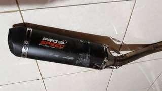 Pro Speed Black Series Full System