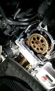 Volkswagen Polo Timing Chain Set