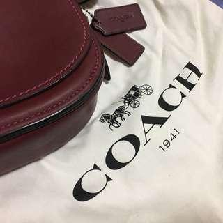 🚚 COACH斜背包