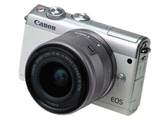 Kredit kamera canon m100, free 1x cicilan