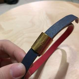 FURLA Navy Bracelets Original