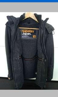 Superdry Windcheater Parka Coat XS - RRP $220