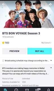 BTS BON VOYAGE IN MALTA (SEASON 3)