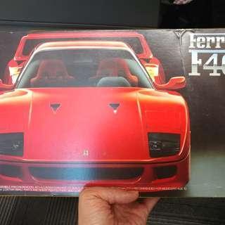 Fujimi 1/24 Ferrari F40 法拉利
