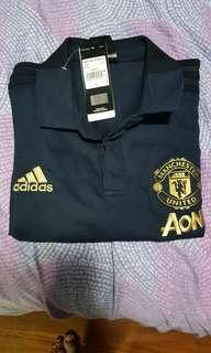 Manchester United Champions League polo