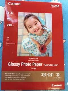 Canon 相紙