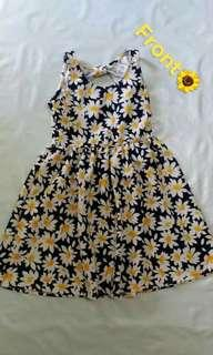 Sunflower's Dress