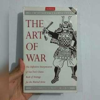 Penulis: Stephen F. Kaufman  Judul Buku: The Art of War