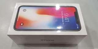 iPhone X 64gb space grey ( my set)