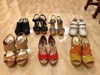 CHEAP SALE!!! SHOES AND HEELS (harga di desc box)