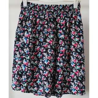 Emerson Floral Skirt