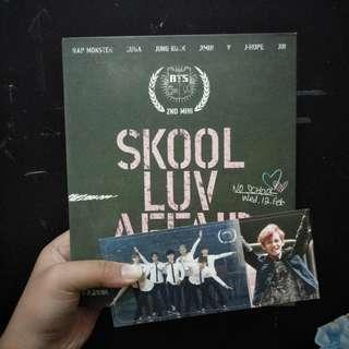 bts skool luv affair album pc