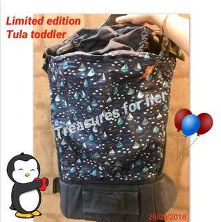 🚚 Limited Edition Tula toddler carrier