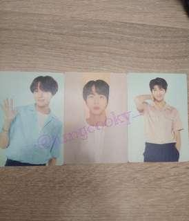 BTS Love yourself world tour official mini pic