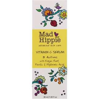 Vitamin C Serum, 8 Actives, Mad Hippie Skin Care (30 ml)