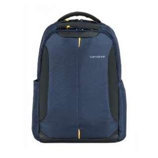 SAMSONITE LOCUS LP BACKPACK N3 EXP - NAVY/YELLOW