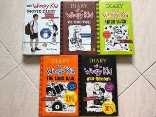 DISCOUNT!!! Diary of a Wimpy Kid