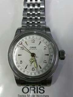 Oris date boysize 35mm