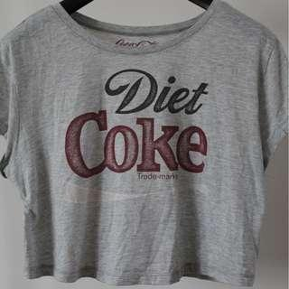 Coca Cola 'Diet Coke' Shirt
