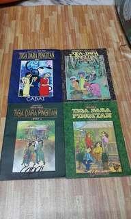 Kompilasi Majalah Gila Gila Tiga Dara Pingitan