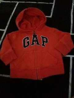 Baby Gap Sweater orange