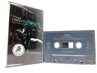 Lot OMD cassette