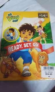 Go Diego Go! Ready.set.go