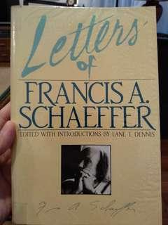 Letters of Francis Schaeffer
