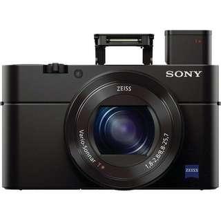 Sony Rx100 mark3   Sony Rx100 iii   Sony Cybershot Rx