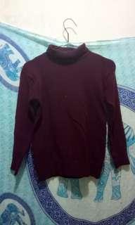Baju wol simple
