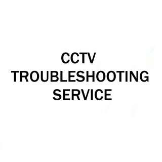 CCTV troubleshooting