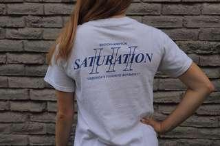 Brockhampton Saturation 3 T-Shirt