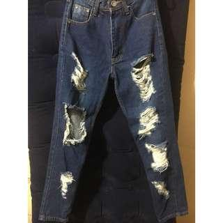 Sale!!Authentic Punny Ripped Jeans
