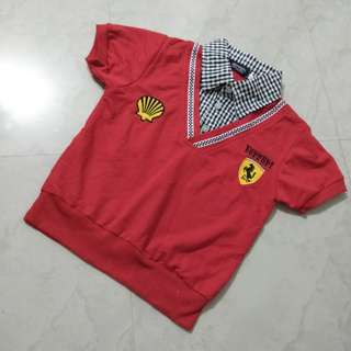 Ferrari Top for boys ae4ef828f