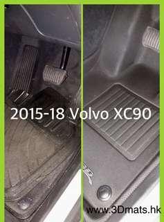 3D 汽車地毯Volvo XC90