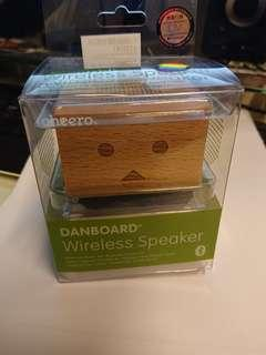 Danboard wireless speaker 藍牙喇叭