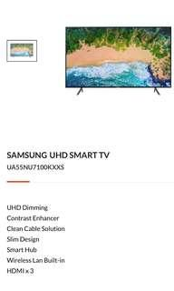 Brand New Samsung Smart TV
