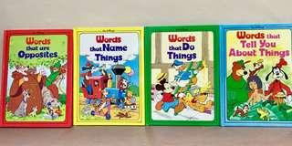 The Words Series - all for an easy and fun childhood.