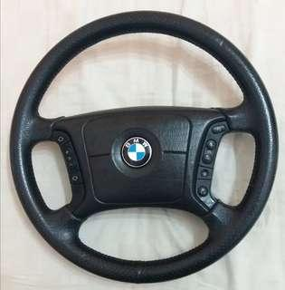 BMW E39 ORIGINAL MULTI FUNCTION STEERING