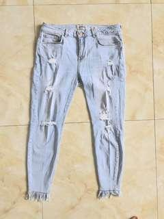 JEANS NEW LOOK BIG SIZE