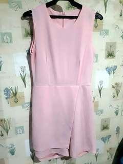 Baby Pink Jump Short