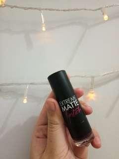 Extreme Matte Lipstik