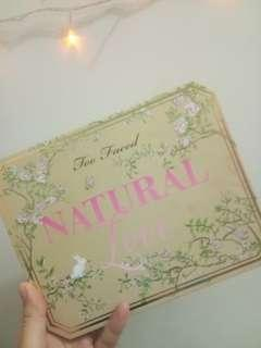 Too Faced Natural Eyeshadow Pallete