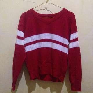 Knit Sweater #maudandan