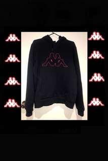 Authentic kappa fleece hoodie