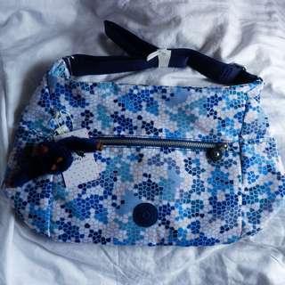 Kipling Alenya Silky Blue Bag