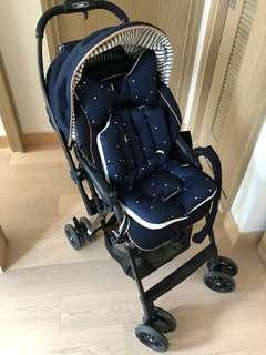 Stroller seat liner ( not the combi ) high chair car seats ( made in Korea)