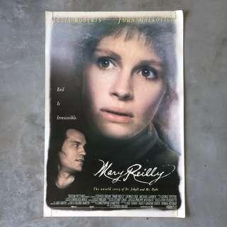 'Mary Reilly' Movie Poster